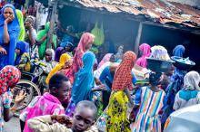 Event at The Destitute Home, Okobaba, Ebute Metta, Lagos